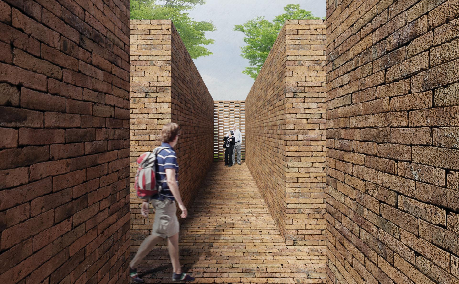 komunismus labyrint